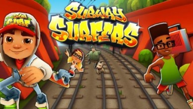 Subway Surfers для компьютера