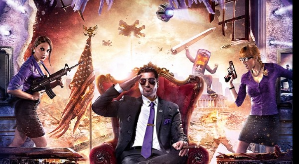 Скачать saints row 4 [v 1. 0. 6. 1 + 24 dlc] (2013) pc | repack от.