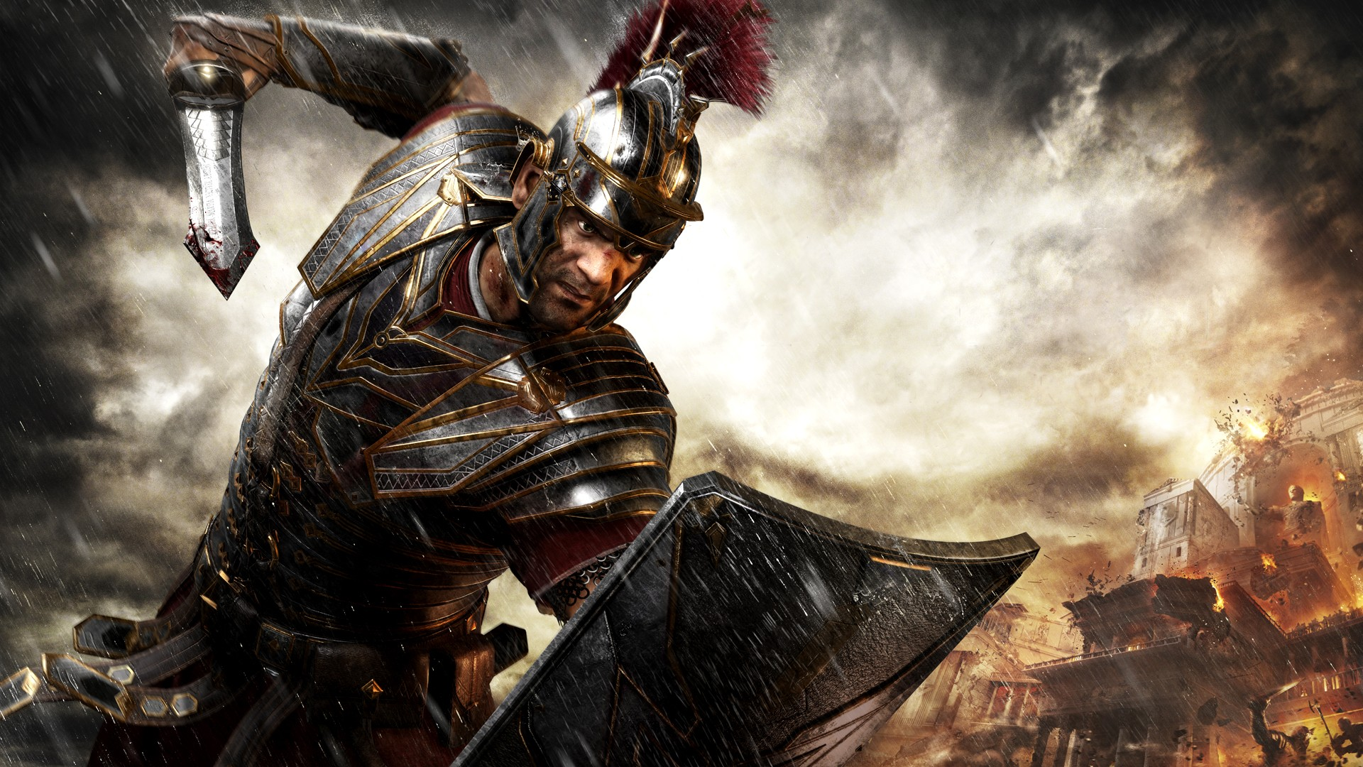 Ryse: son of rome free download full version crack (pc).