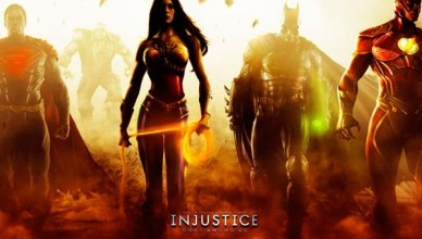 Injustice: Gods Among Us. (Update 5) 2013 ПК (RePack Механики)