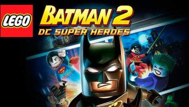 LEGO Batman 2: DC Super Heroes (2012) ПК (RePack)