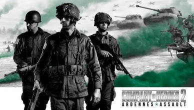 Company of Heroes 2: Ardennes Assault [v 4.0.0.19545 + DLC's] (2014) ПК | RePack