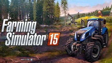 Farming Simulator 15: Gold Edition [v 1.4.1 + DLC's] (2014) PC | Лицензия
