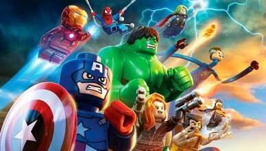 LEGO Marvel Super Heroes [Update 4] (2013) PC
