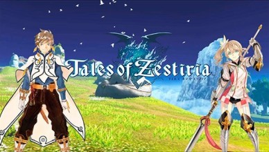 Tales of Zestiria [Update 3 + 13 DLC] (2015) PC | RePack от xatab
